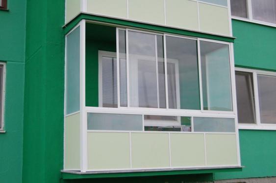 Балкон и лоджия: разница.